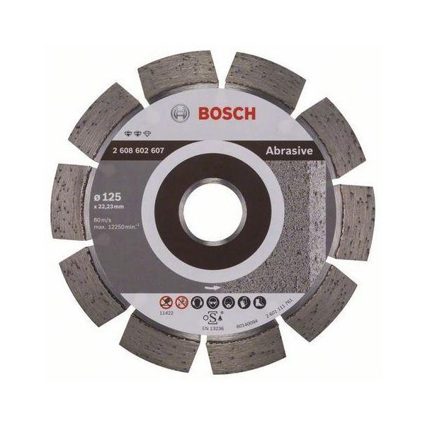Bosch Expert for Abrasive Timanttikatkaisulaikka Ø125mm