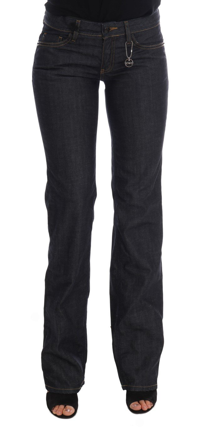 Costume National Women's Cotton Classic Fit Jeans Blue SIG30133 - W26