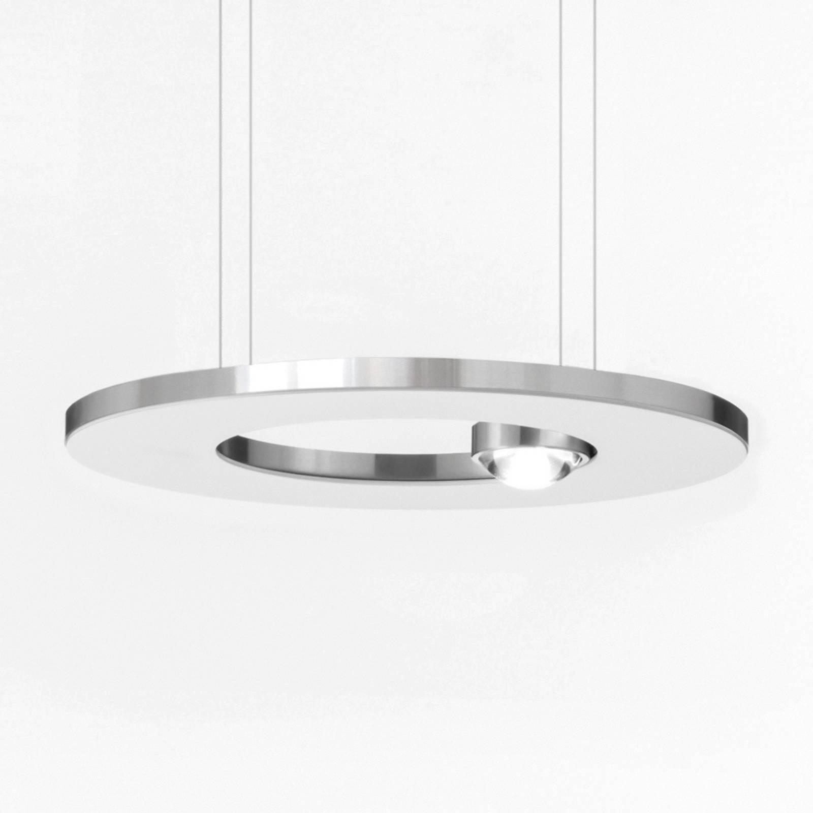 Cini&Nils Passepartout25 LED-riippuvalo valkoinen