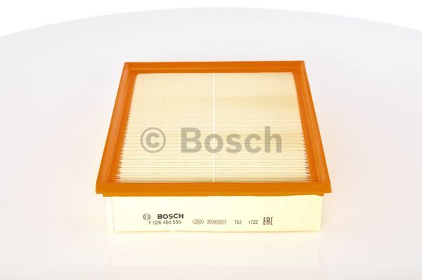 Ilmansuodatin BOSCH F 026 400 555