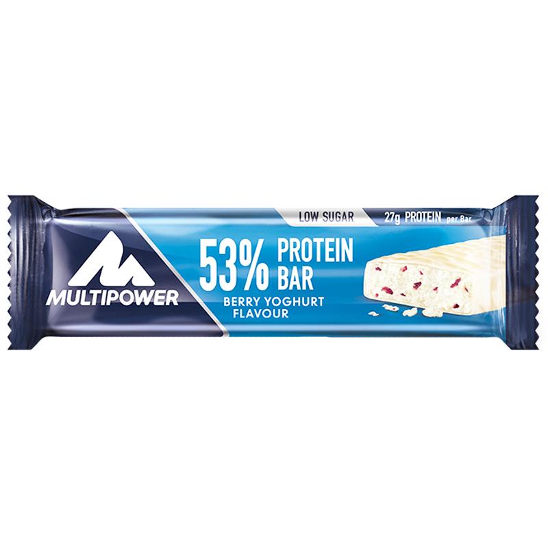 "Proteinbar ""Berry Yoghurt"" 50g - 44% rabatt"