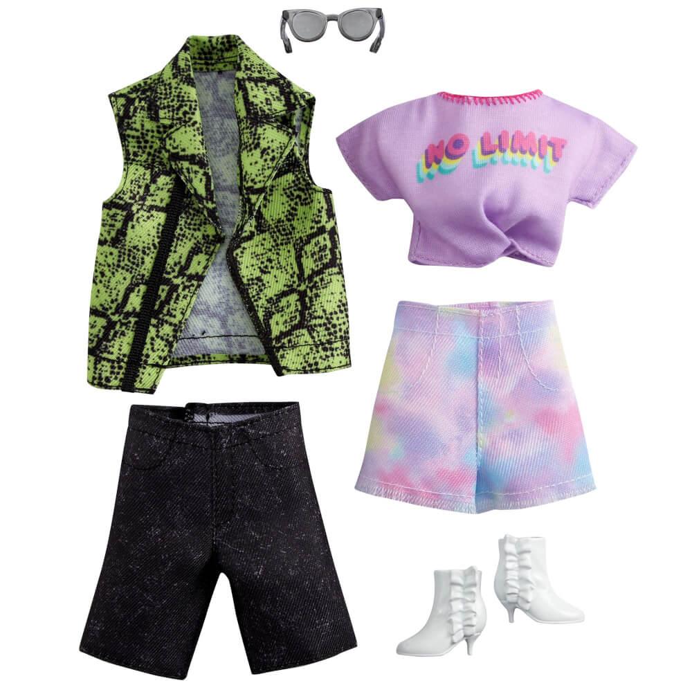 Barbie - Ken & Barbie Fashion 2-Pack - Style C