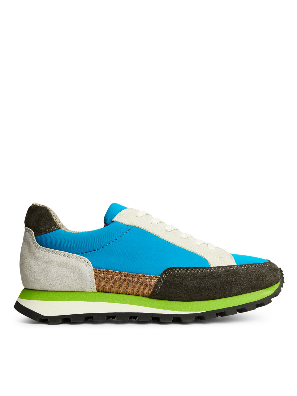 Jogger Low - Turquoise