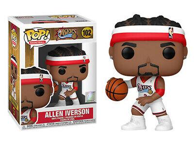 Funko! POP - VINYL Legends Allen Iverson (Sixers Home) (55215)