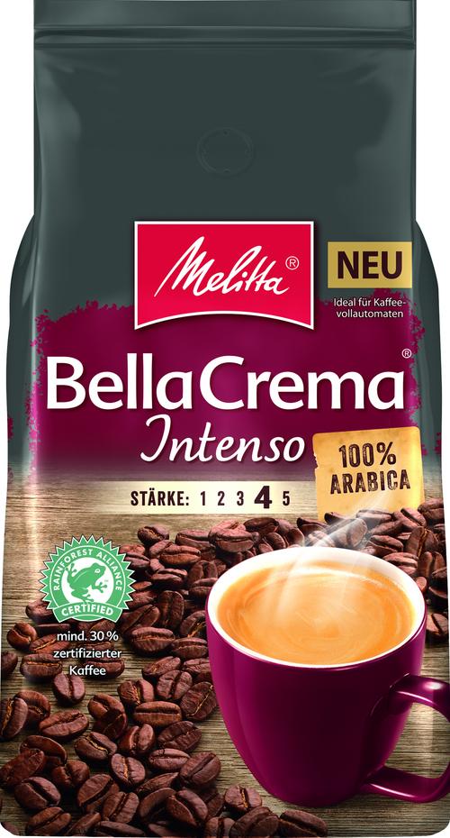 Melitta Bella Crema Intenso Tillbehör Till Kaffe & Te