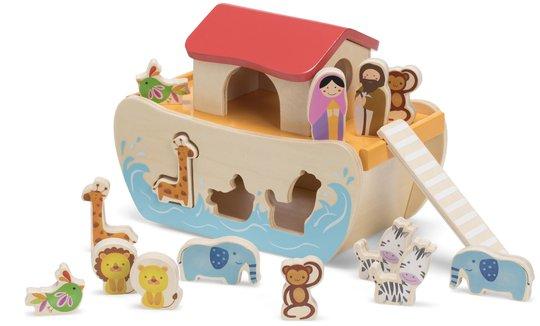 Classic World Puttekasse Noahs Ark