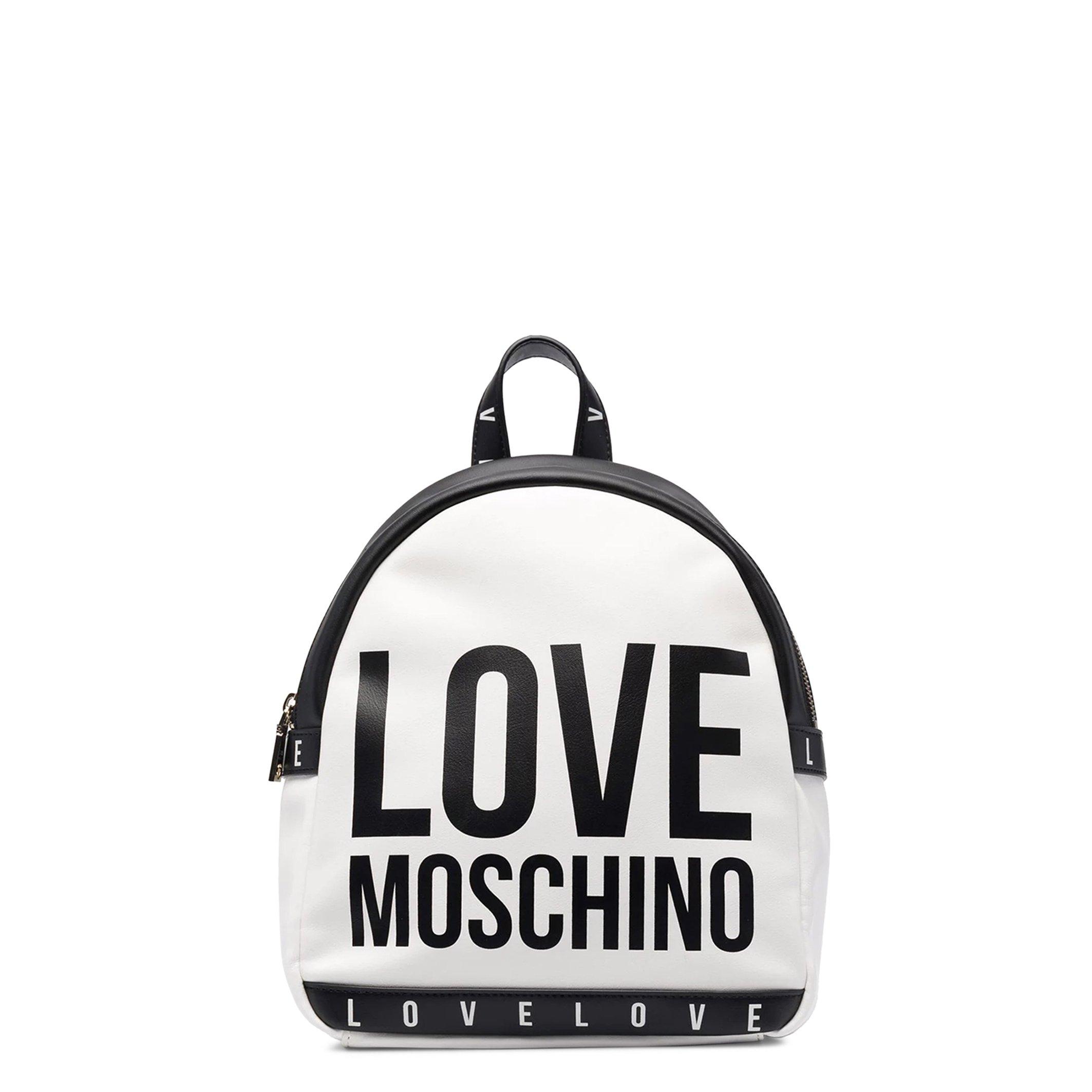 Love Moschino Women's Backpack Various Colours JC4183PP1DLI0 - white NOSIZE
