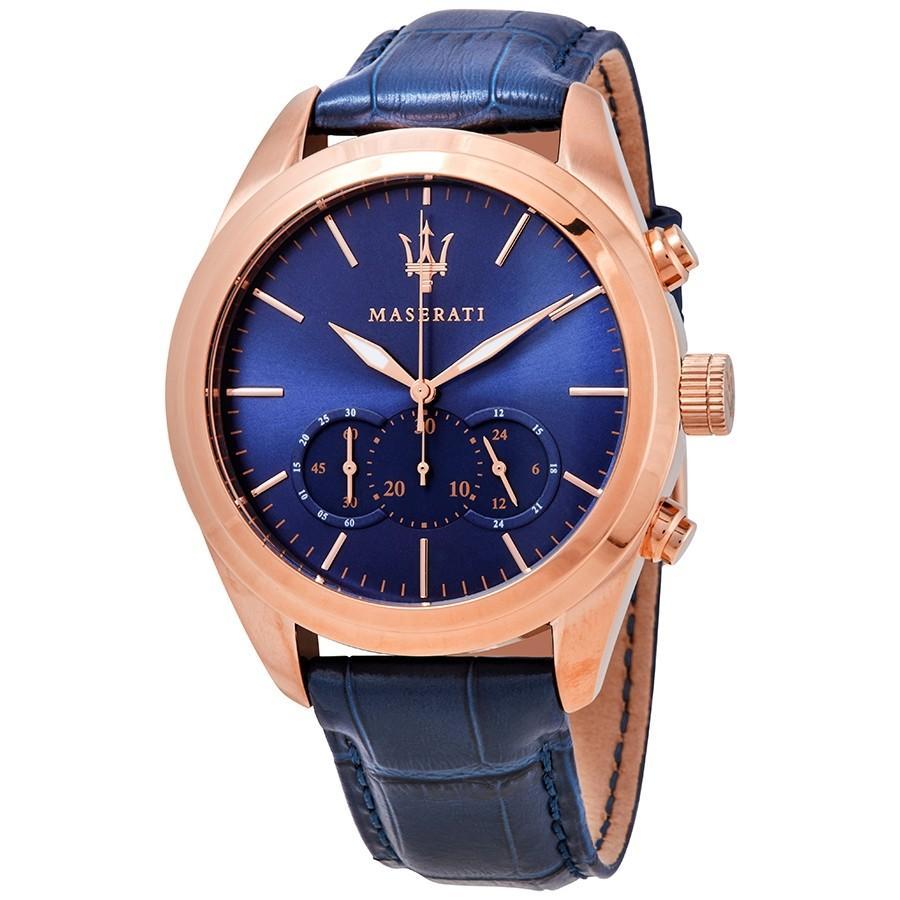 Maserati Men's Traguardo Watch R8871612015