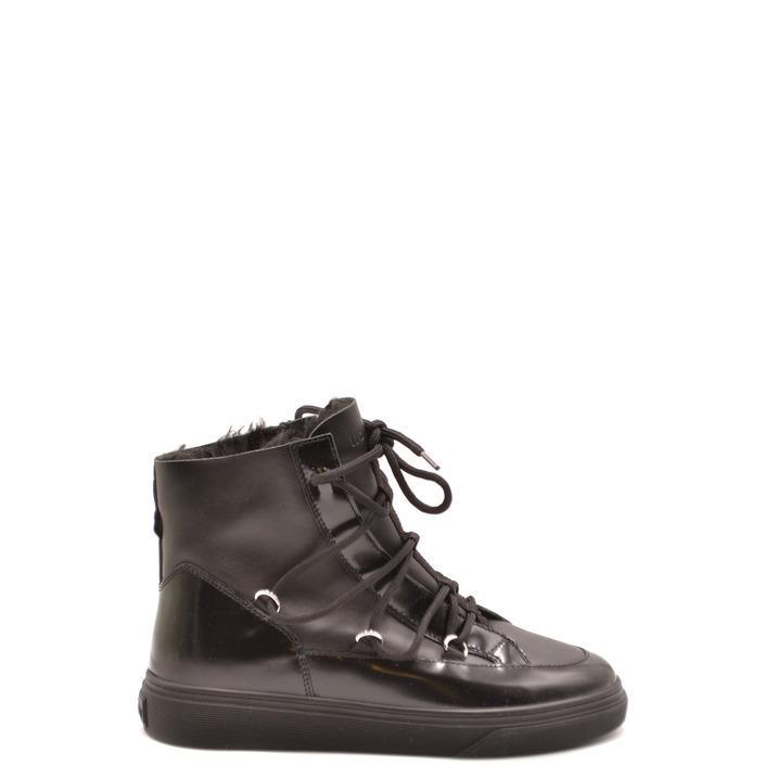 Hogan Women's Boot Black 180167 - black 39