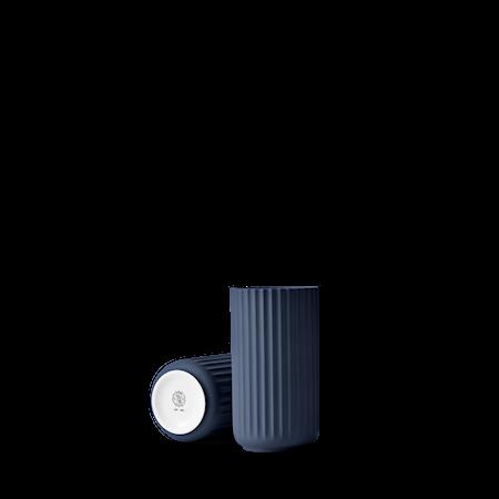 Vase Porselen Midninght Blue 15cm