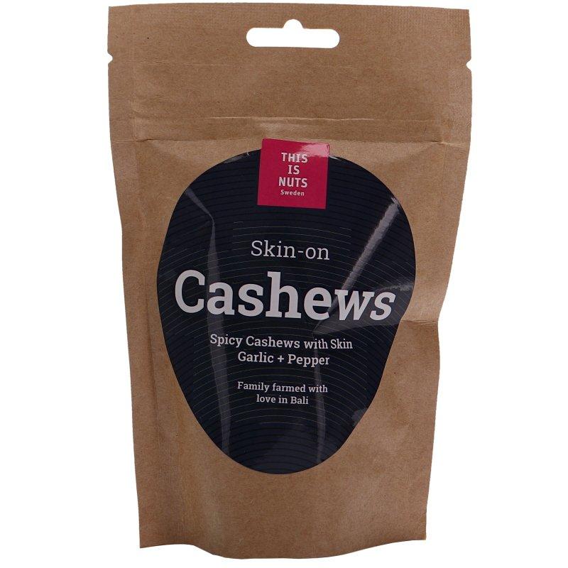 Cashewnötterna med Skinn Garlic + Pepper - 29% rabatt