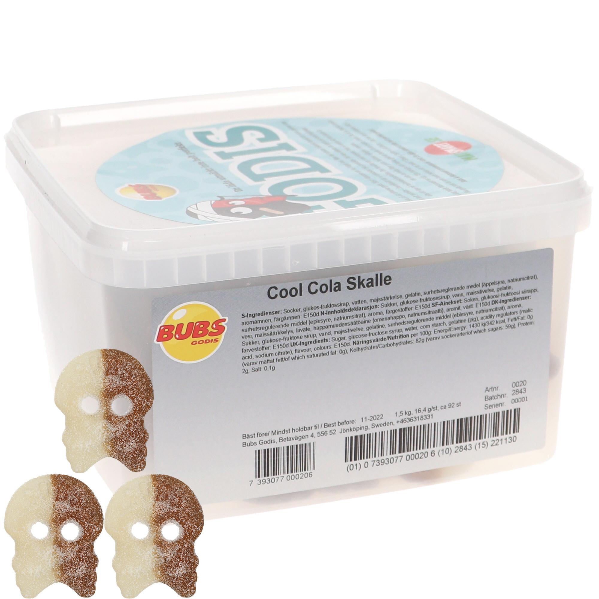 Cool Cola Skalle - 30% rabatt