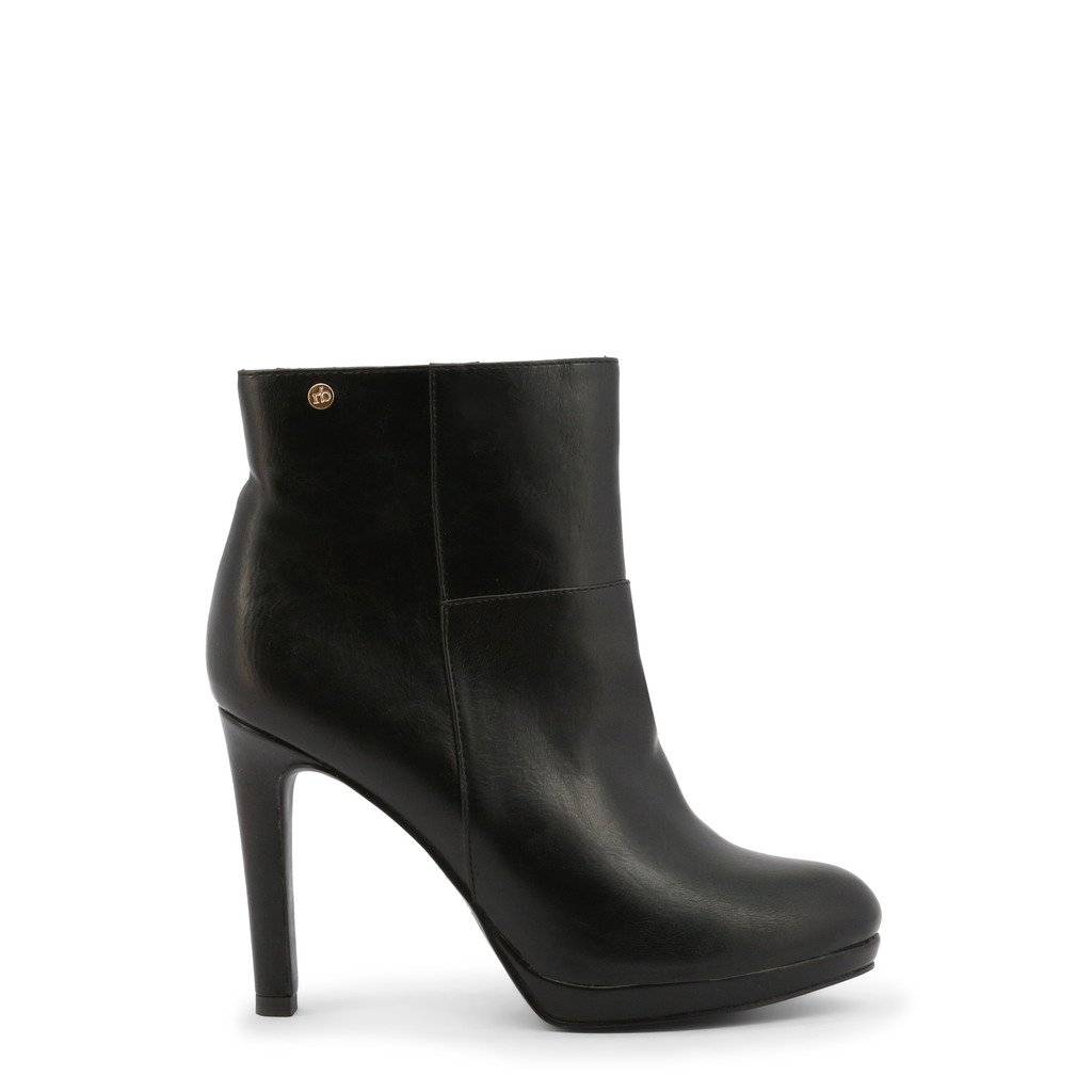 Roccobarocco Women's Ankle Boot Black RBSC1JF02STD - black EU 37