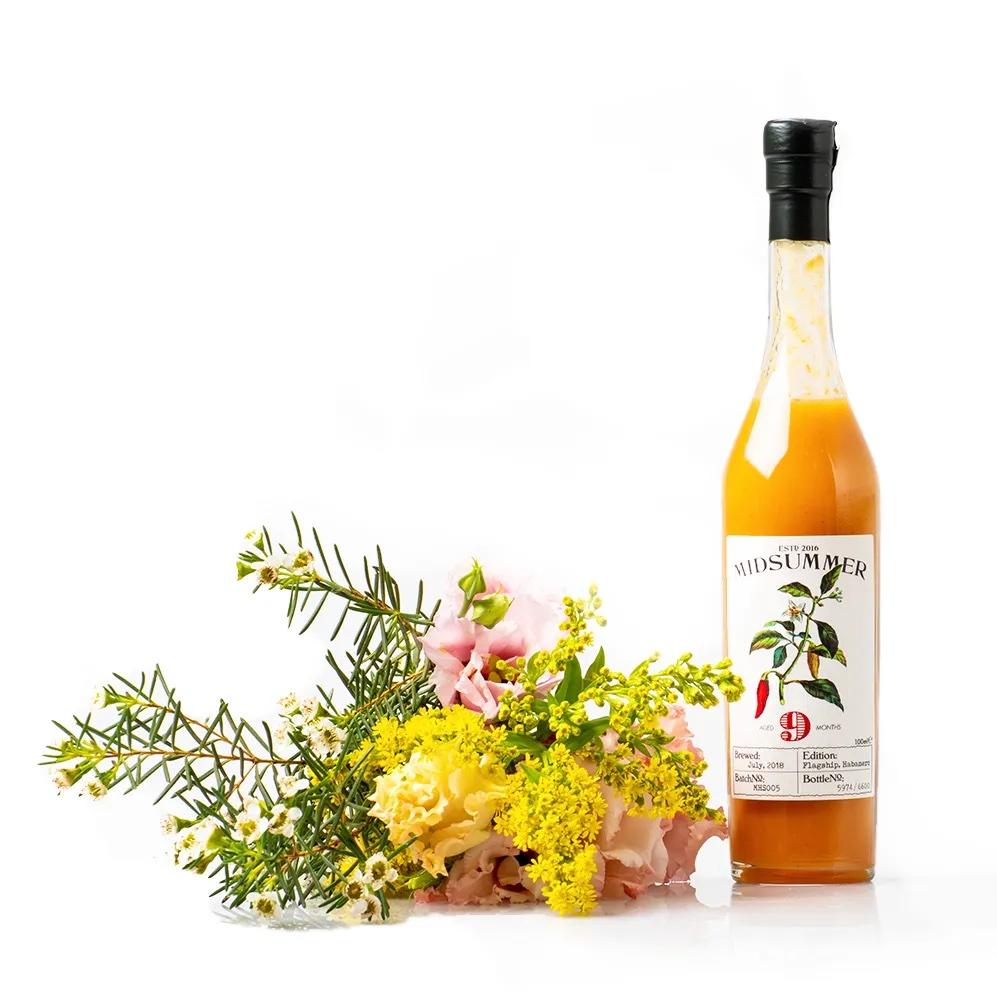 Midsummer Flagship Hot Sauce 100ml