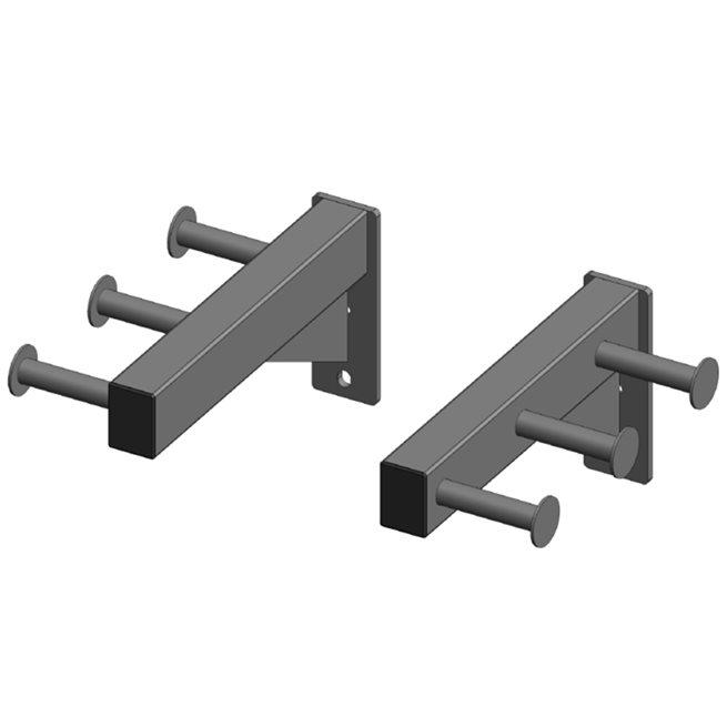 Master Fitness Band Hooks - Par, Crossfit rig