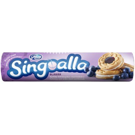 Singoalla Mustikka 190g - 48% alennus