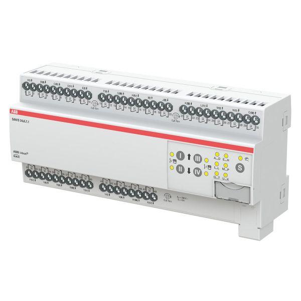 ABB 2CDG110246R0011 Combi-kytkinyksikkö 230V, 6 A Lähtöjen määrä: 24