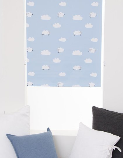 Hasta Rullegardin Dream 140x185 cm