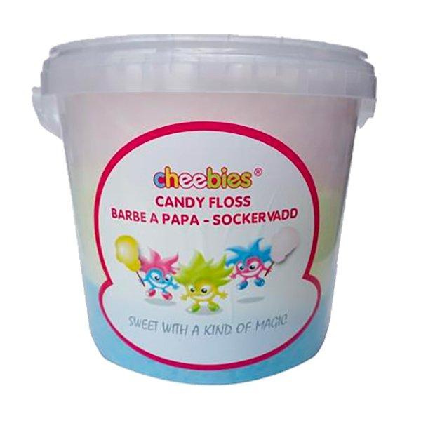 Funspun Sockervadd - 500 gram