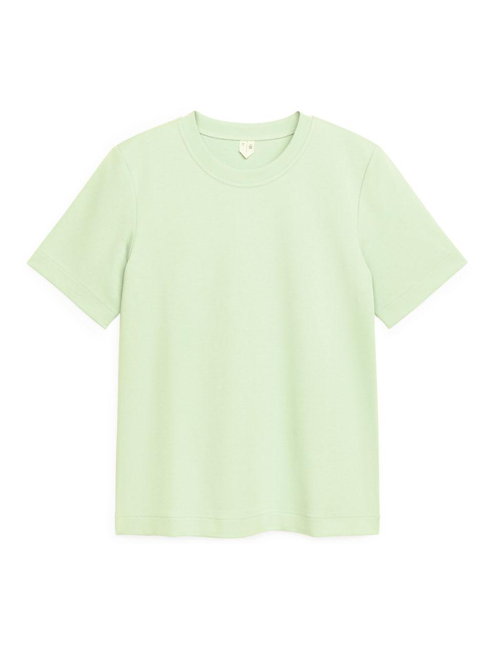 Heavy-Weight T-Shirt - Green
