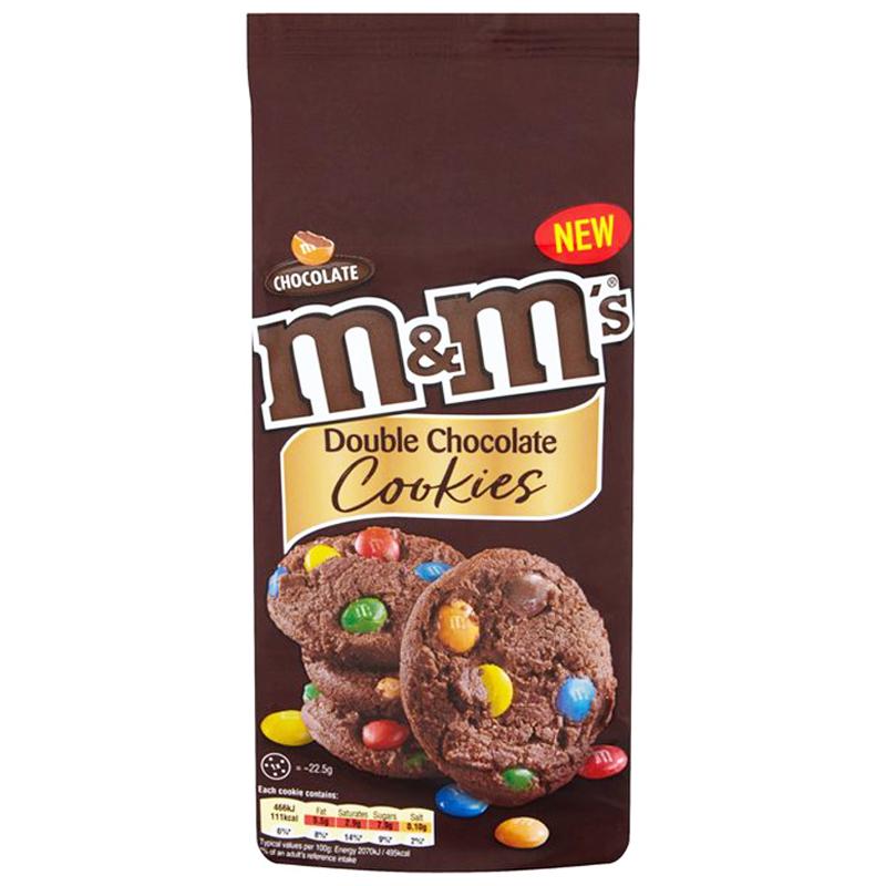 """Kakor """"Double Chocolate"""" 180g - 40% rabatt"""