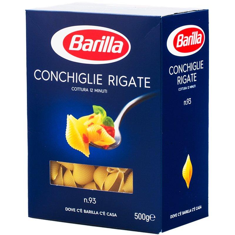 """Pasta """"Conchiglie Rigate"""" 500 g - 28% rabatt"""