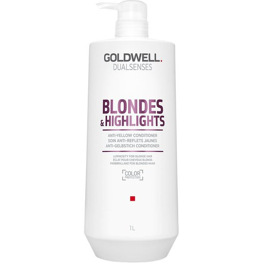 Dualsenses Blondes & Highlights, 1000 ml Goldwell Hoitoaine