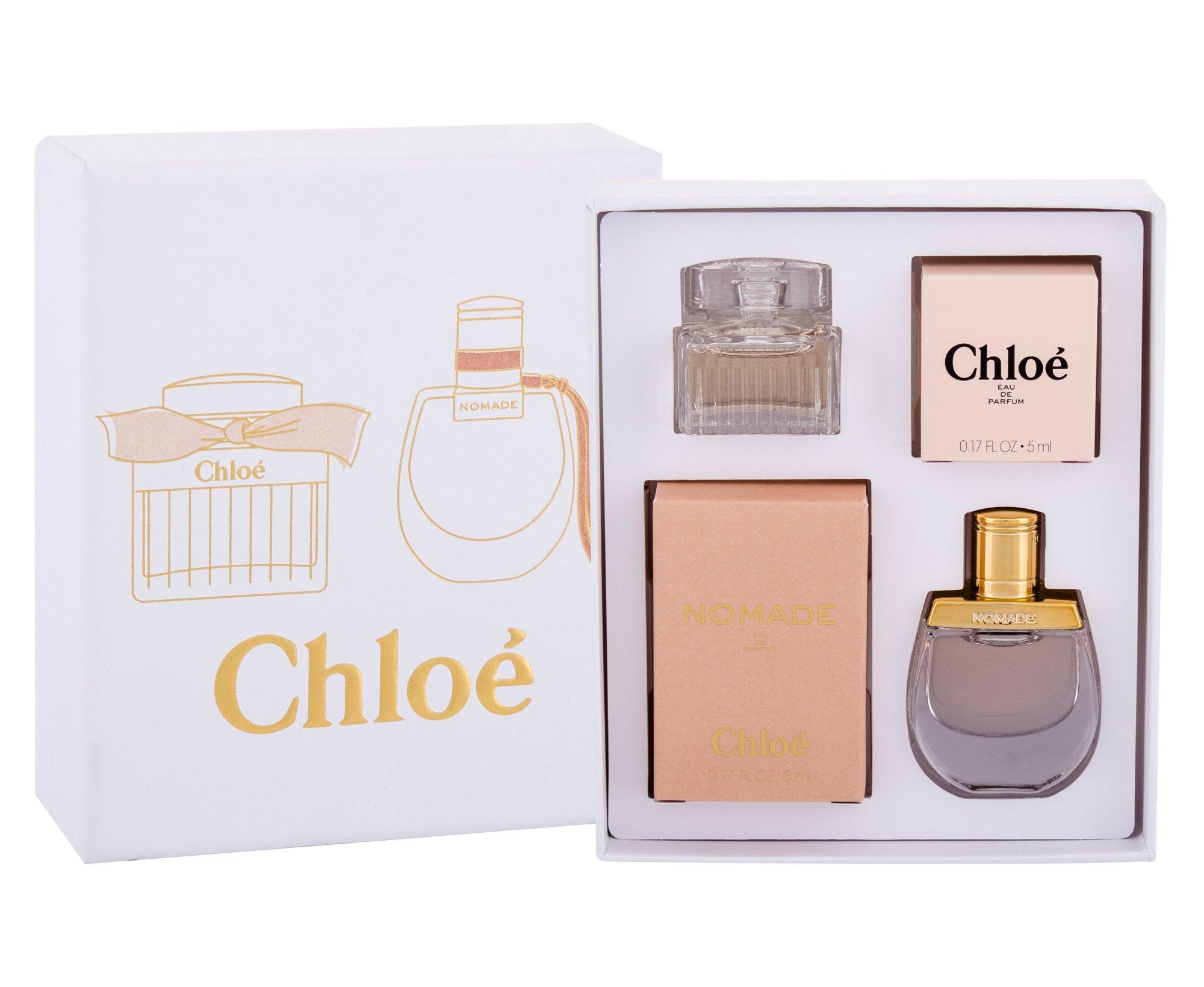 Chloé - Chloé EDP 5 ml + Nomade EDP 5 ml - Giftset