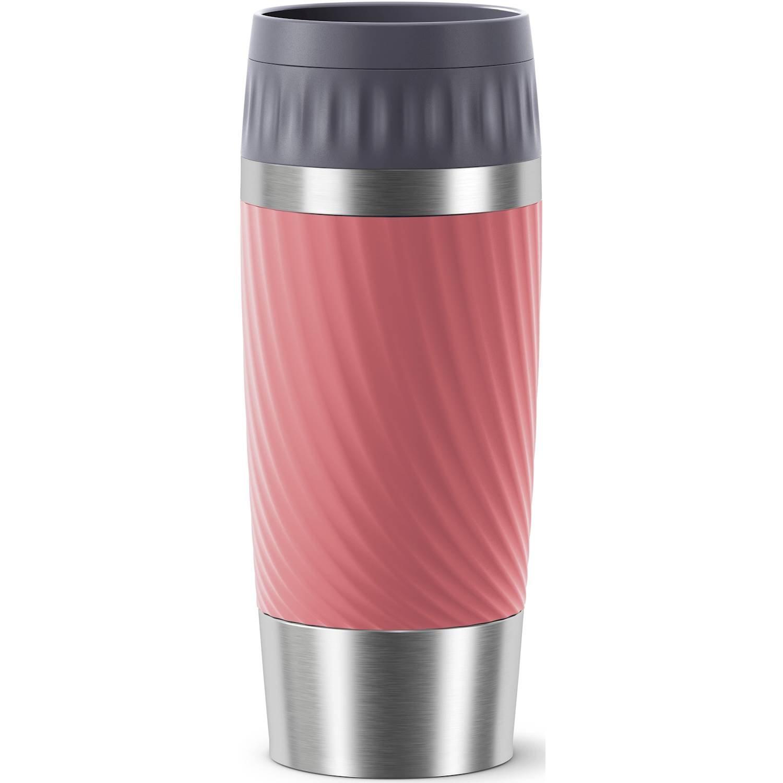 Tefal Travel Mug Easy Twist Red 0,36