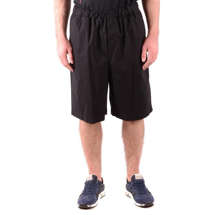 Alexander Mcqueen Men's Short Black 172764 - black 44
