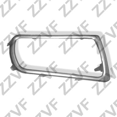 Kehys, sumuvalo ZZVF ZVGS1D50C12AR