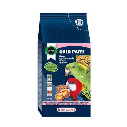 Versele-Laga Orlux Gold Patee stor parakit och papegoja (1 kg)