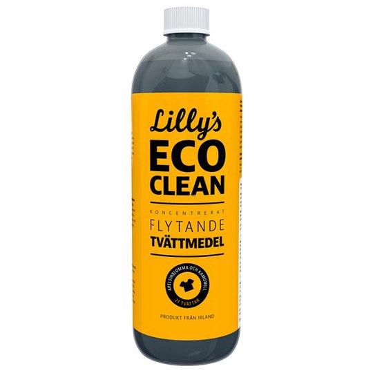 Lillys Eco Clean Flytande Tvättmedel med Apelsinblom & Kamomill, 750 ml