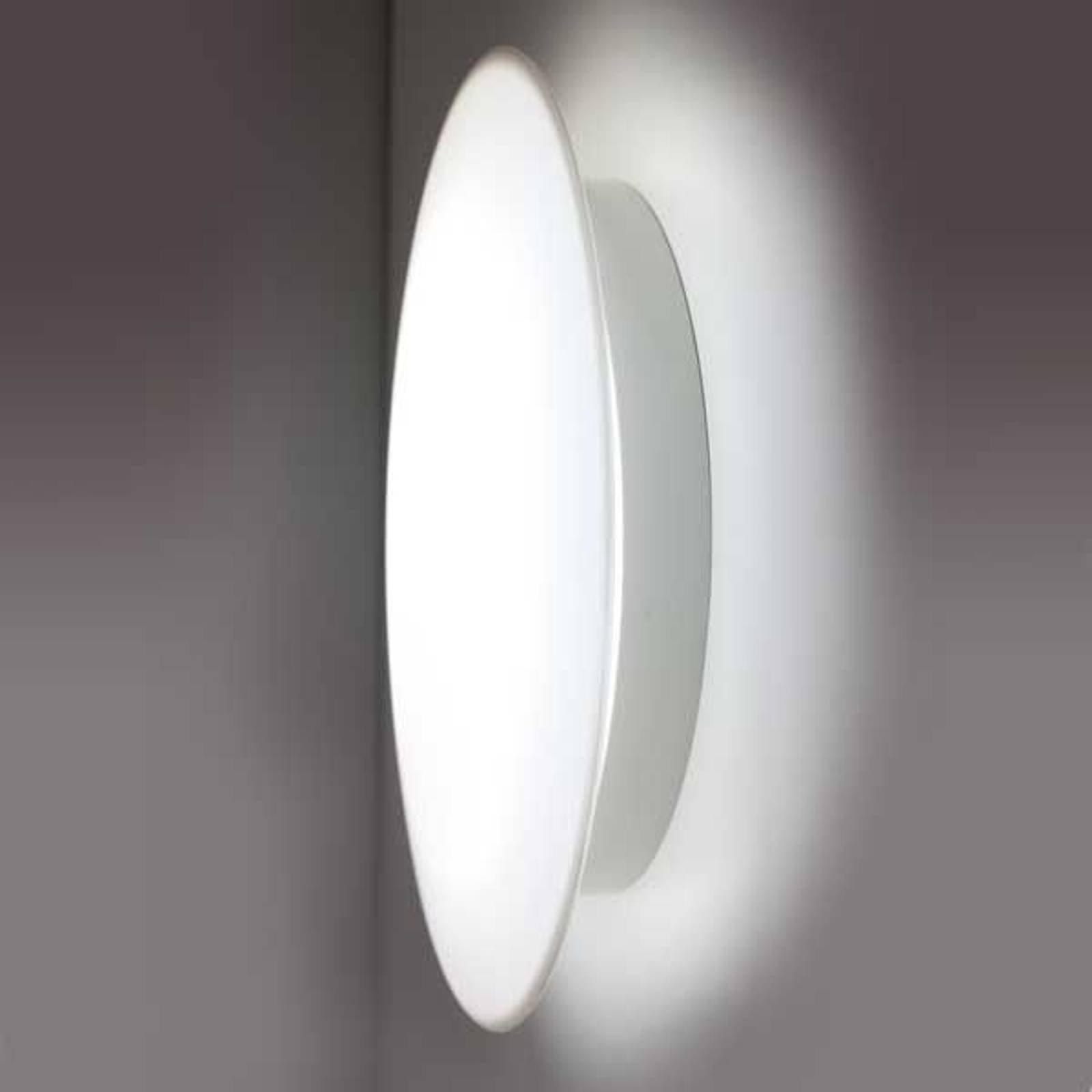 Fremtidsrettet SUN 3 LED-lampe i hvitt, 8 W 4 K