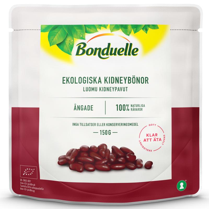 Luomu Kidneypavut - 40% alennus