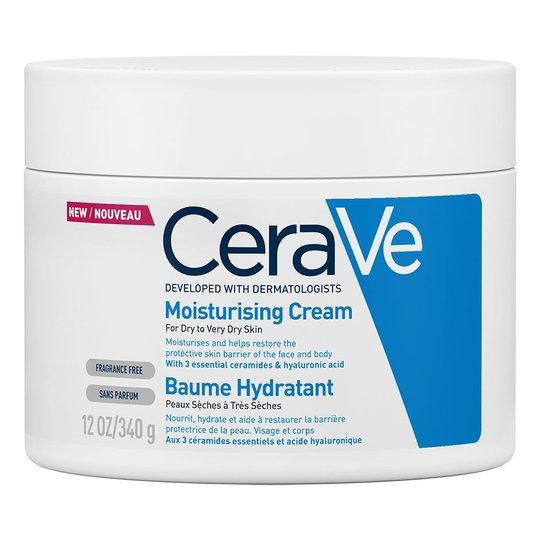 Moisturising cream, 340 g CeraVe Vartaloemulsiot