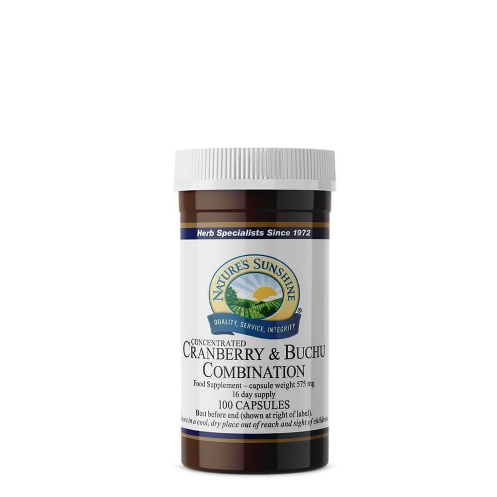 Cranberry and Buchu Combination (100 Capsules)