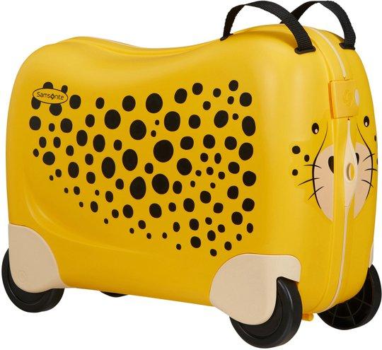 Samsonite Dreamrider Koffert 28L, Cheetah