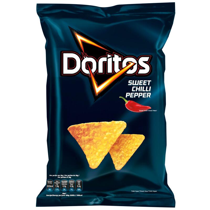 Doritos Sweet Chili Pepper - 10% rabatt
