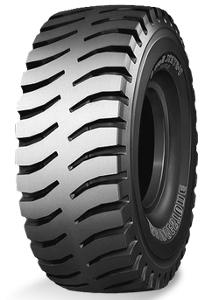 Bridgestone VELS ( 18.00 R25 TL Tragfähigkeit ** )