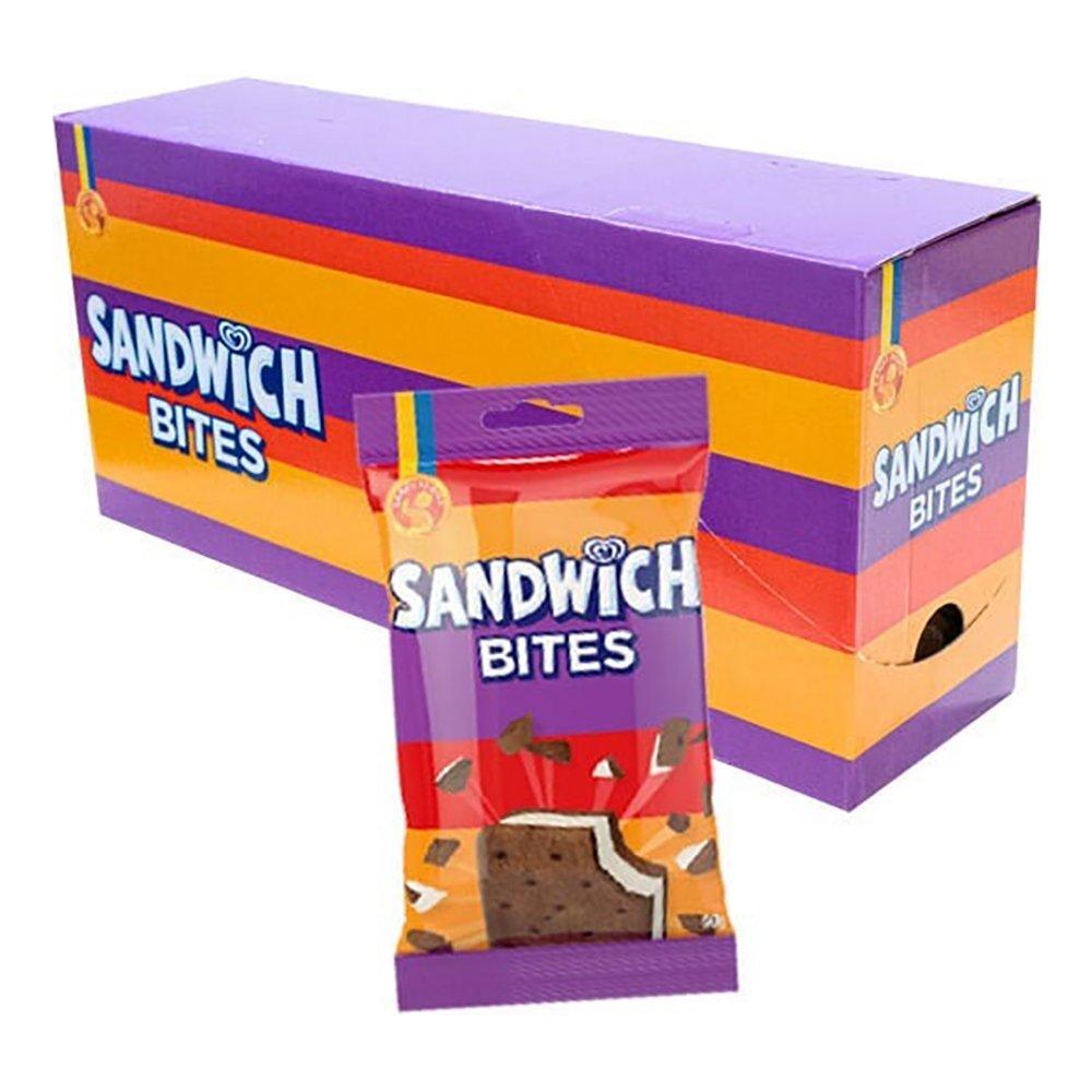 Sandwich Bites i Påse - 1-pack