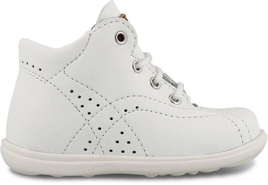 Kavat Edsbro XC Lære å gå-sko, White 23
