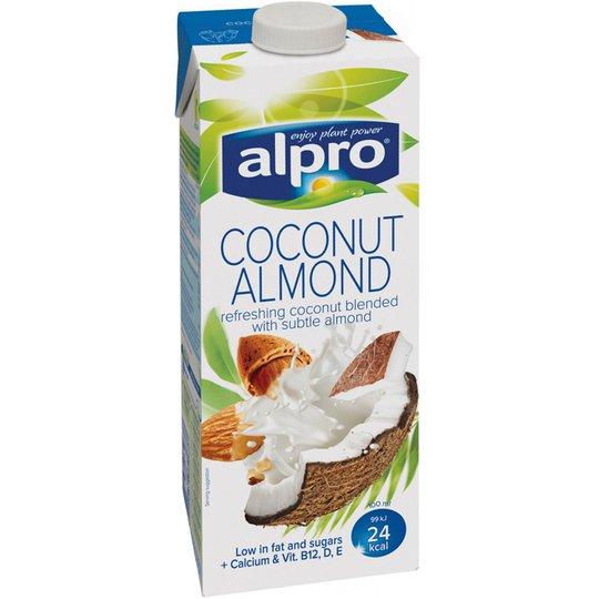 Kokos- & Mandelmjölk 1l - 34% rabatt