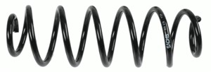 Jousi (auton jousitus), Taka-akseli, SEAT TOLEDO IV, SKODA OCTAVIA I, RAPID, RAPID Spaceback, VW BORA, 1J0 511 115 AM