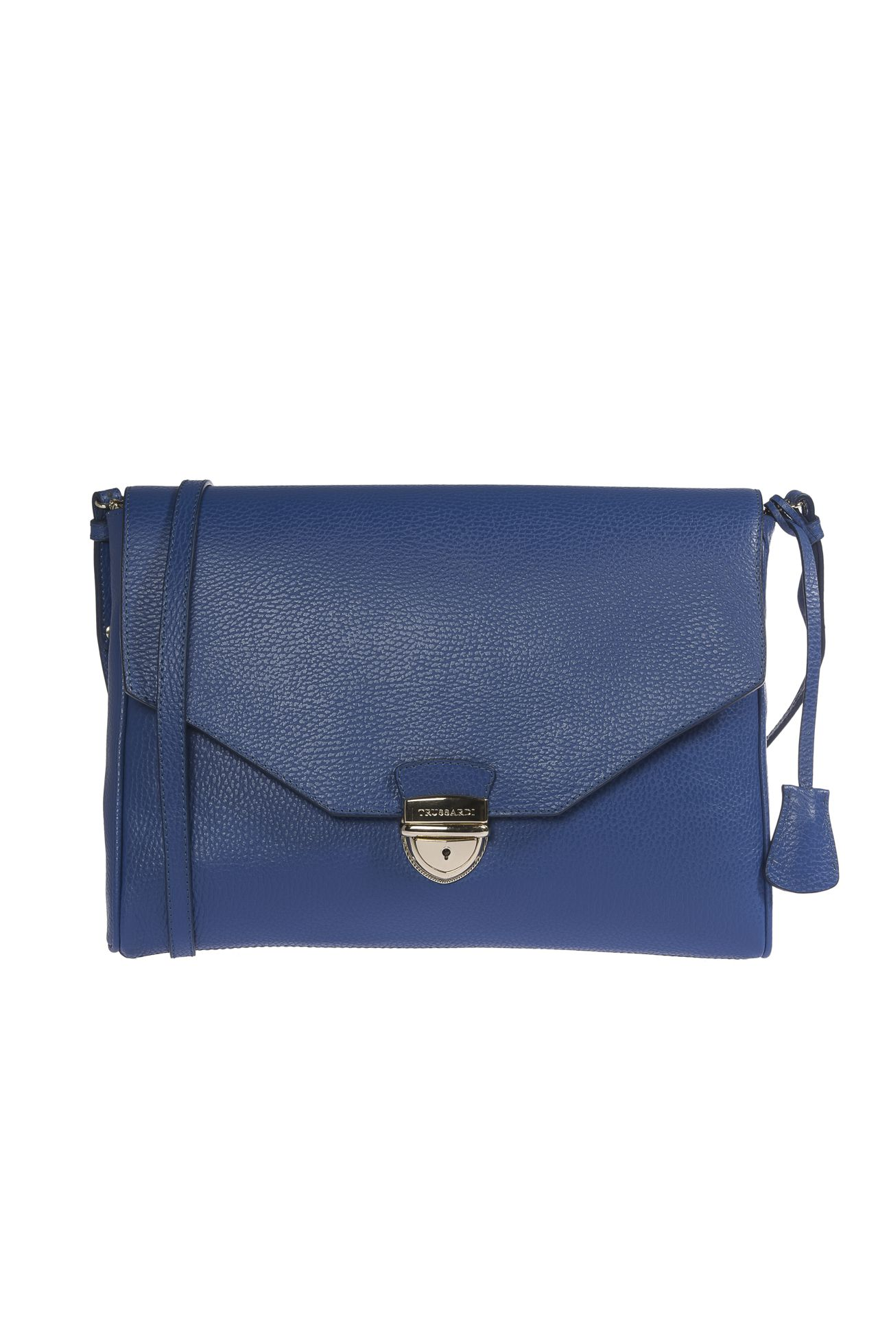 Trussardi Women's Crossbody Bag Brown 1DB435_49Blue