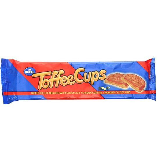 Toffee Cups - 33% rabatt