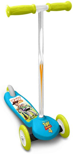 Disney Toy Story 4 Sparkesykkel Trehjuling, Blå