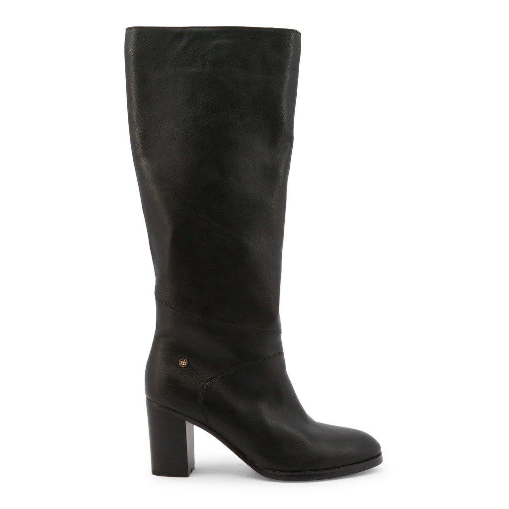 Roccobarocco Women's Boot Black RBSC1JG02STD - black EU 37
