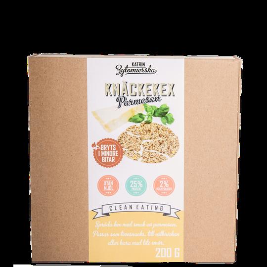 Knäckekex Parmesan, 200 g