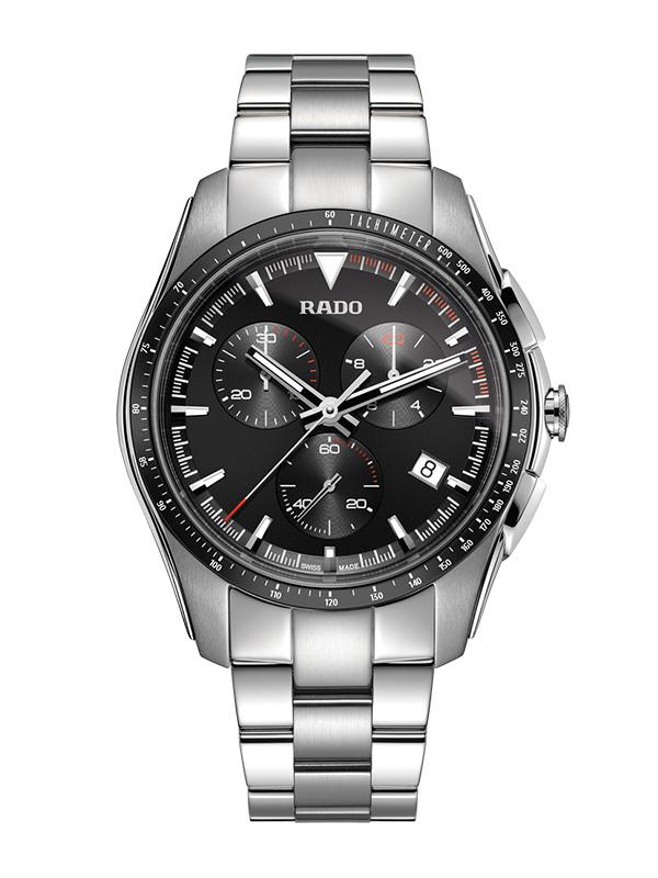 RADO HyperChrome Chronograph 45mm R32259153 - Herrklocka